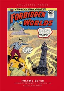 ACG Collected Works - Forbidden Worlds (Vol 7)